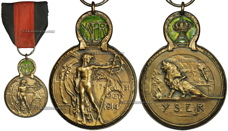 Top JK Militaria offering Belgian militaria, orders, medals and badges  CH66