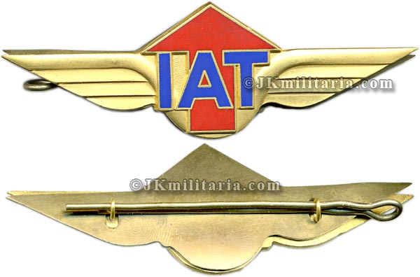 CAPITAL AIRLINES 50/'S LOGO HAT PIN TIE TAC PILOT AIRCREW AIR PILOT CREW AIRLINER