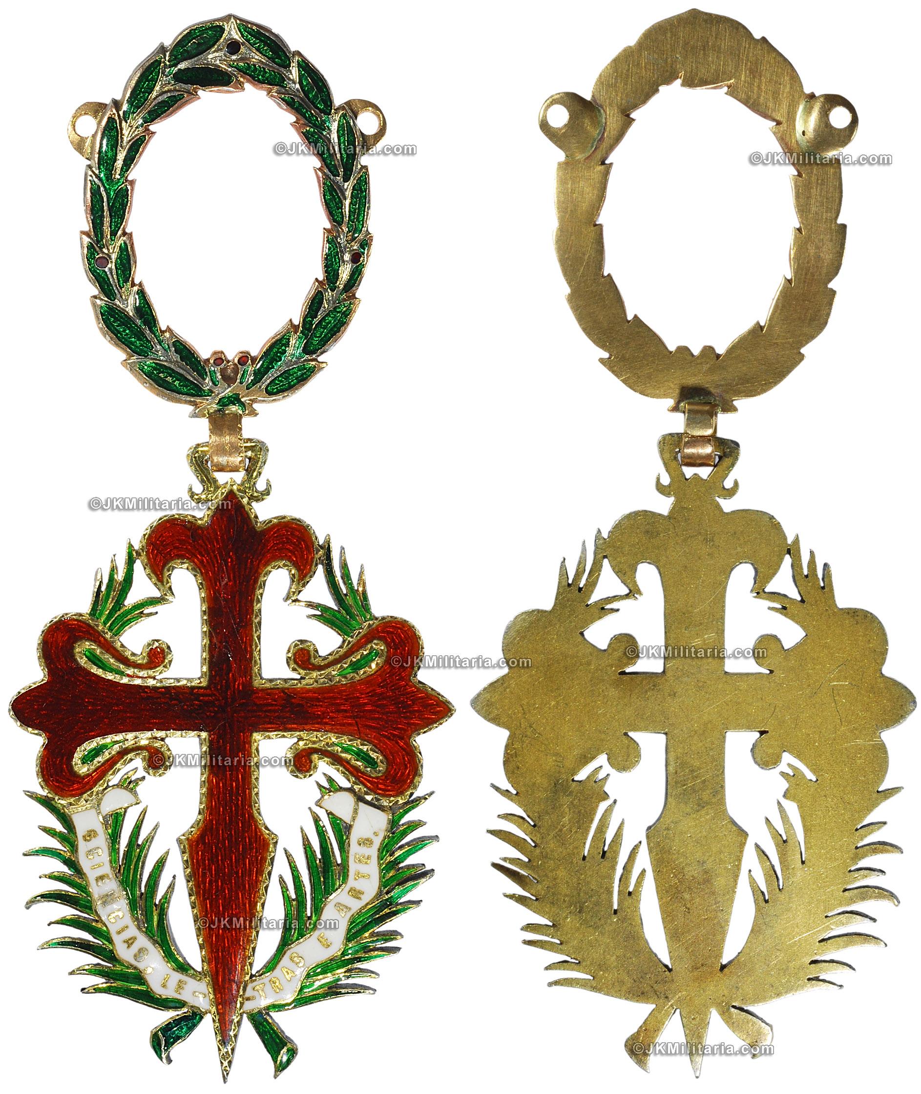 jk militaria offering portugese militaria orders medals and badges