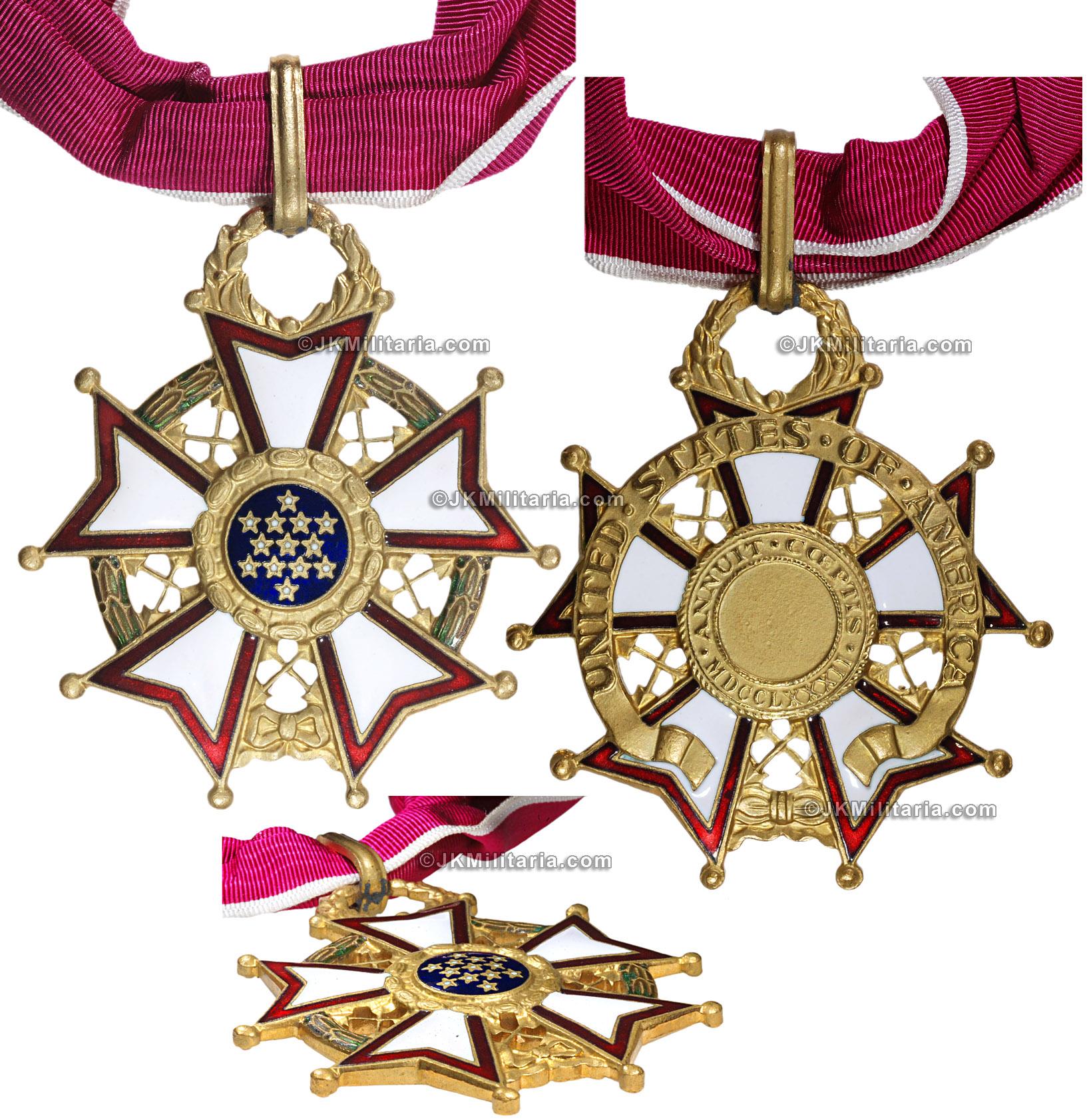 JK Militaria offering American militaria, orders, medals and